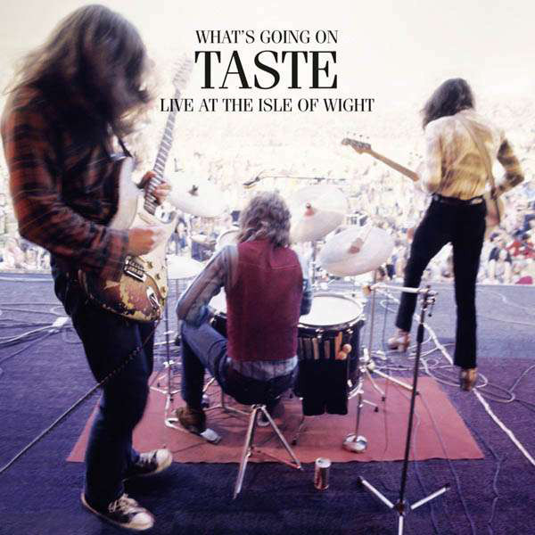 TASTE TASTE - Live At The Isle Of Wight Festival 1970 (2 LP) engine guard highway crash bar fence bumper frame protector for honda shadow ace vt400 ace vt750 1997 2003 high quality steel