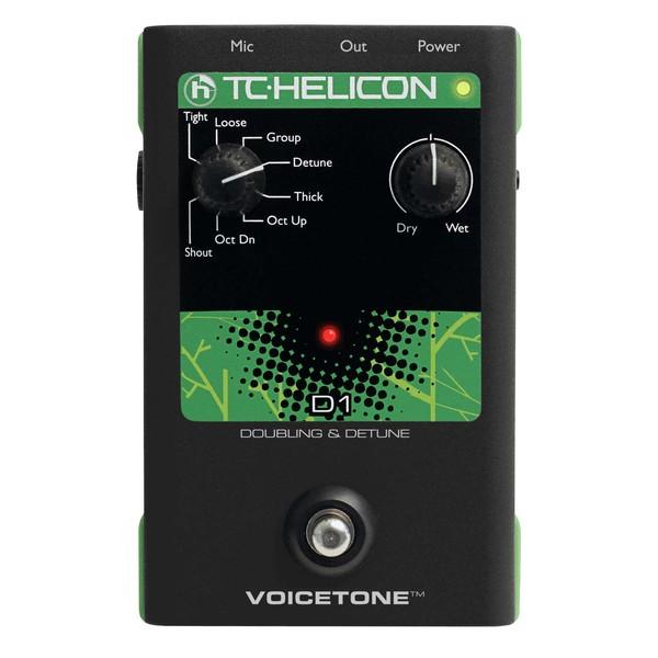 Вокальный процессор TC-Helicon