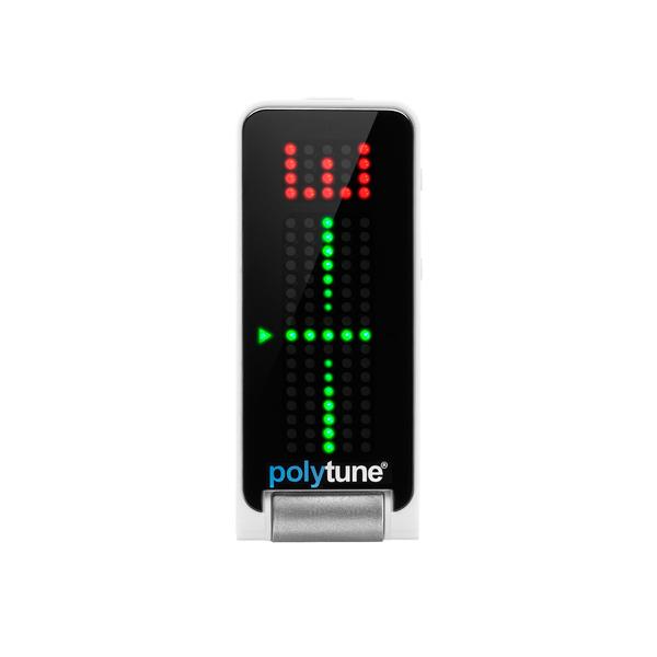 Гитарный тюнер TC Electronic PolyTune Clip tc electronic bh550