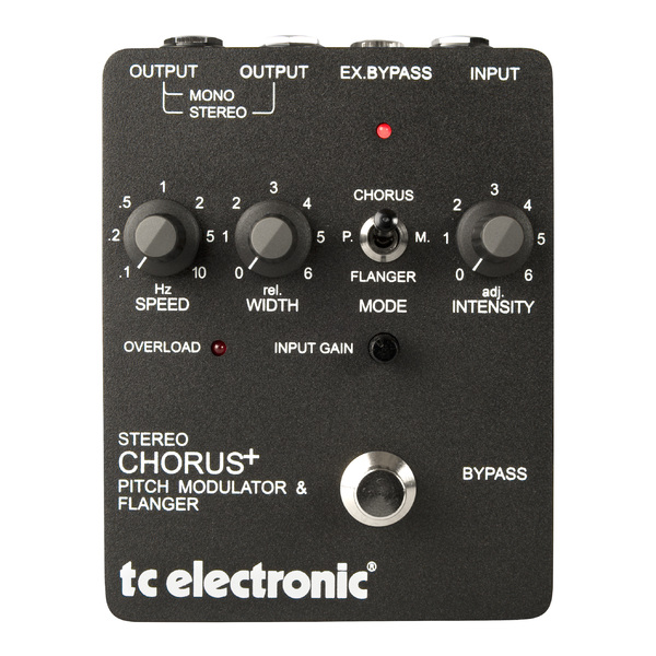 ������ �������� TC Electronic SCF Stereo Chorus Flanger