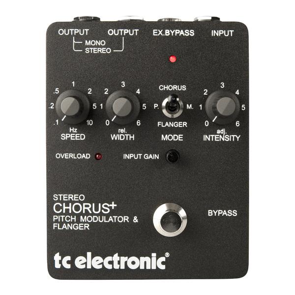 Педаль эффектов TC Electronic