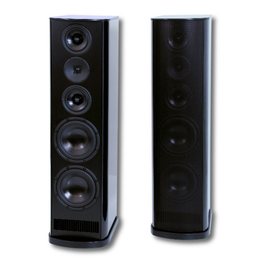 Напольная акустика T+A TCD 110 S High Gloss White t a tcd 210 s high gloss сherry
