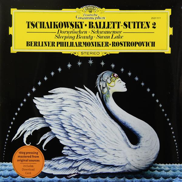 Tchaikovsky Tchaikovsky - Ballet Suites Ii (180 Gr) atlas marina beach suites