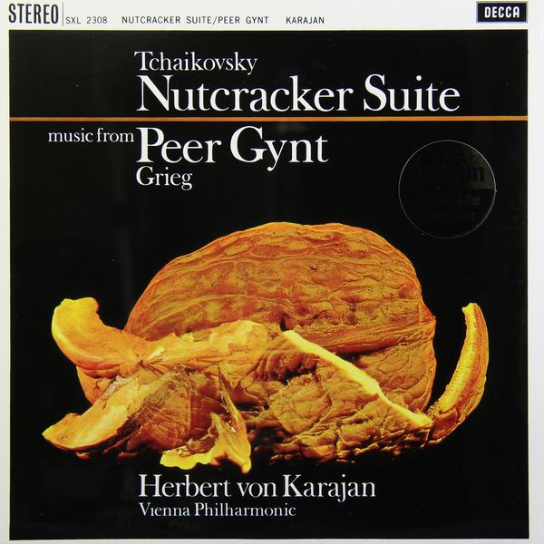 купить Tchaikovsky   Grieg Tchaikovsky   Grieg - Nutcracker / Peer Gynt недорого