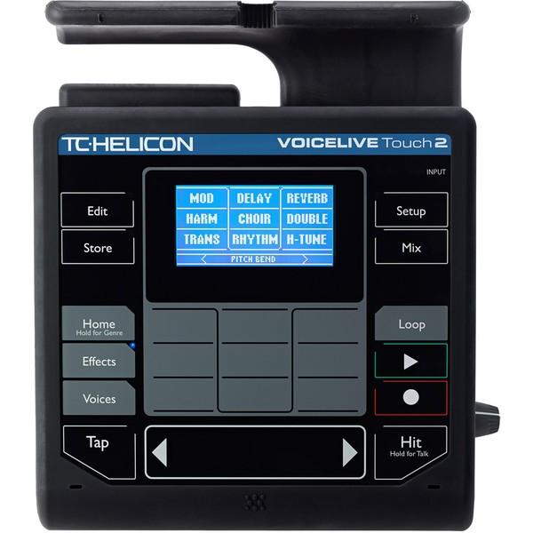 Вокальный процессор TC-Helicon VoiceLive Touch 2 вокальный процессор tc helicon voicetone correct xt