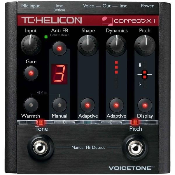Процессор эффектов TC-Helicon