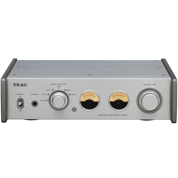 Стереоусилитель TEAC AI-501DA Silver