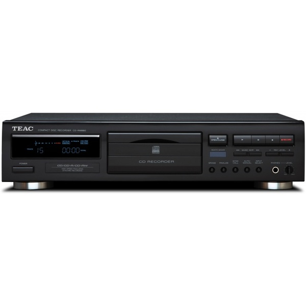 CD проигрыватель TEAC CD-RW890 Black teac cd p800nt