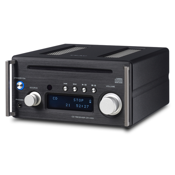 CD ресивер TEAC CR-H101 Black teac cd p800nt