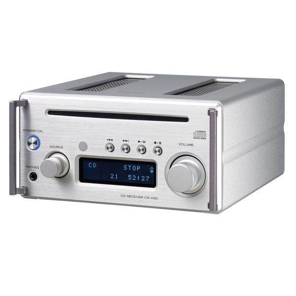все цены на CD ресивер TEAC CR-H101 Silver онлайн