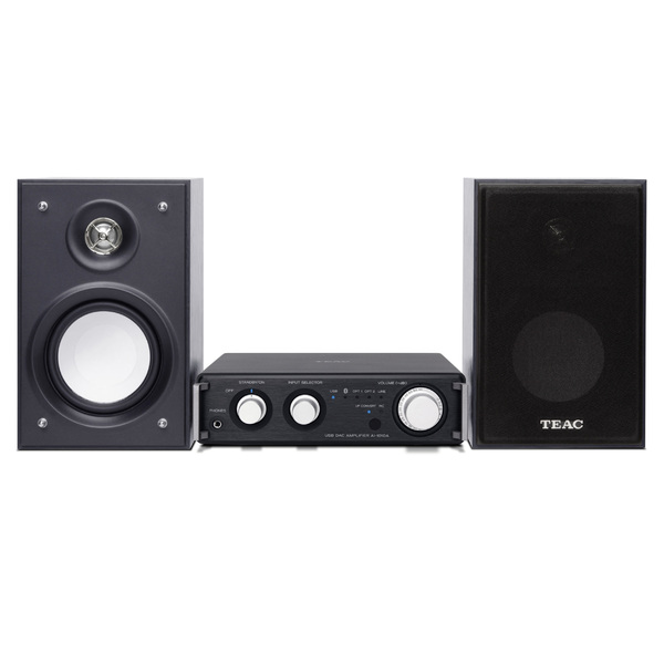 Hi-Fi минисистема TEAC HR-S101 Black teac pd 501hr black