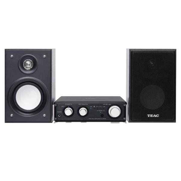 Hi-Fi минисистема TEAC HR-S101 Black