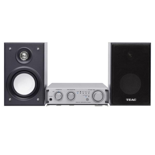 Hi-Fi минисистема TEAC HR-S101 Silver