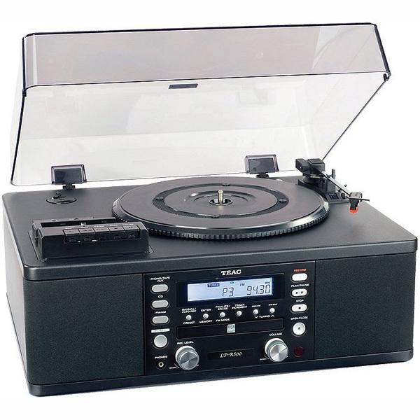 Виниловый проигрыватель TEAC LP-R500 Black cd проигрыватель teac pd 301 silver