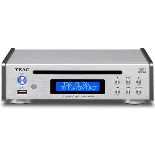 CD проигрыватель TEAC PD-301 Silver ultimate pd 9544b silver alu