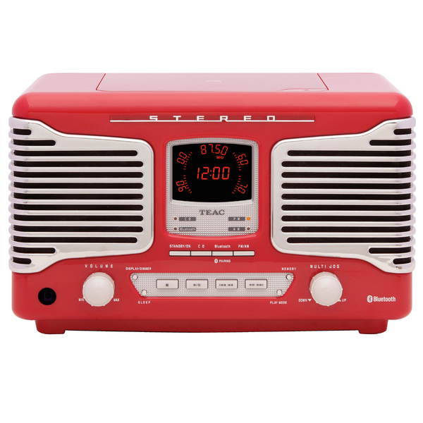 Hi-Fi минисистема TEAC SL-D800BT Red