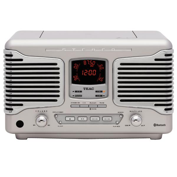 Hi-Fi минисистема TEAC SL-D800BT Silver