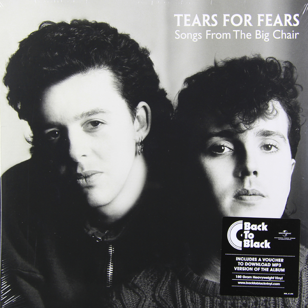 Tears For Fears Tears For Fears - Songs From The Big Chair (180 Gr) tears for fears tears for fears the hurting