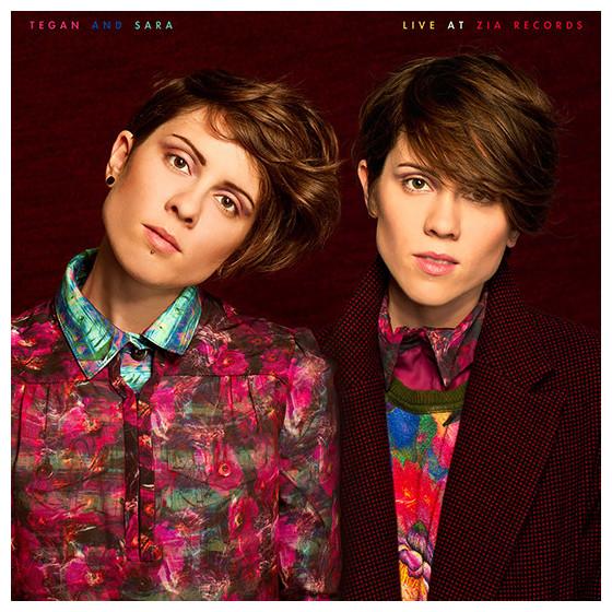 Tegan And Sara Tegan And Sara - Live At Zia Records tetracyclines and macromolecule