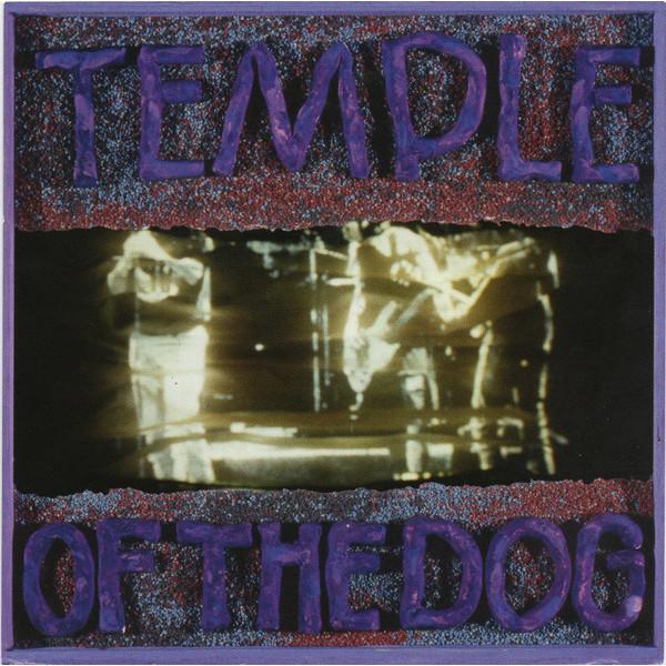 Temple Of The Dog Temple Of The Dog - Temple Of The Dog (2 LP) the porcelain dog