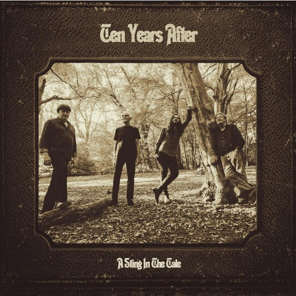 Ten Years After Ten Years After - A Sting In The Tale number ten