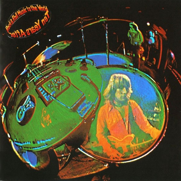 Ten Years After Ten Years After - Rock   Roll Music To The World number ten