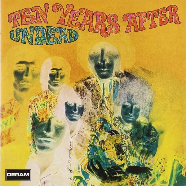 Ten Years After Ten Years After - Undead(expanded) (2 Lp, 180 Gr) number ten