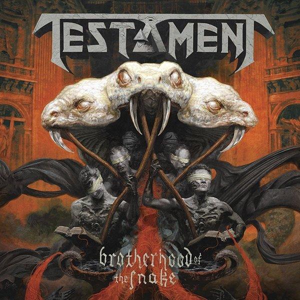 Testament Testament - Brotherhood Of The Snake (2 LP) виниловая пластинка jeff the brotherhood wasted on the dream 1 lp
