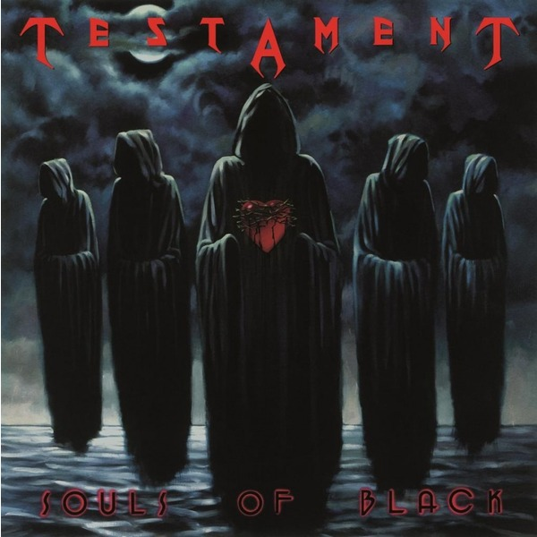 Testament Testament - Souls Of Black riggs r library of souls
