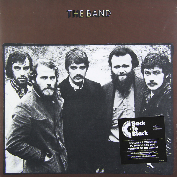 THE BAND THE BAND - THE BAND (180 GR)Виниловая пластинка<br><br>