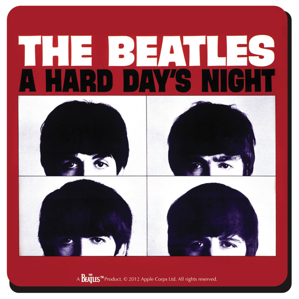 Подставка The Beatles - Hard Days Night USA