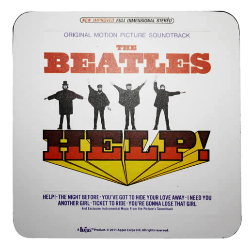 Подставка The Beatles - Help! USA