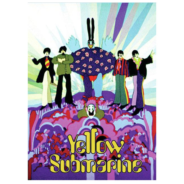 ������ The Beatles - Yellow Submarine The End