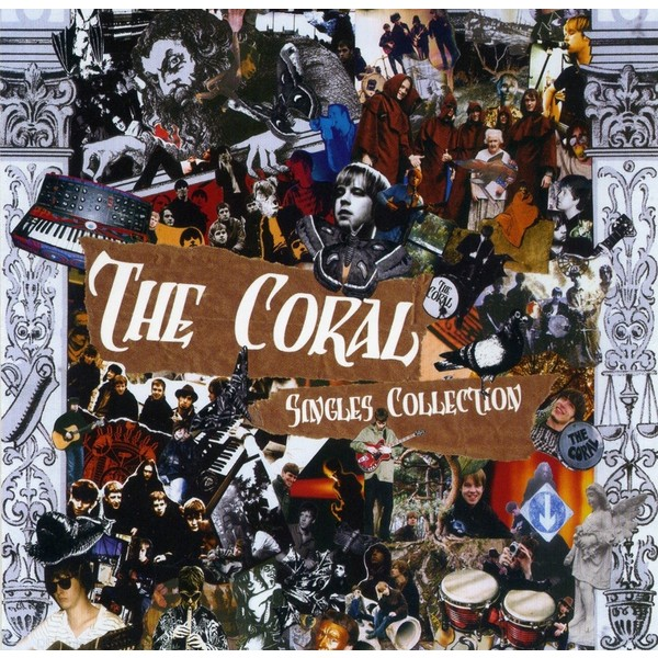 The Coral The Coral - Singles Collection (3 Lp, 180 Gr) phil collins singles 4 lp