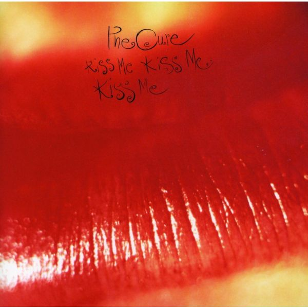 THE CURE THE CURE - KISS ME, KISS ME, KISS ME (2 LP) miracle cure