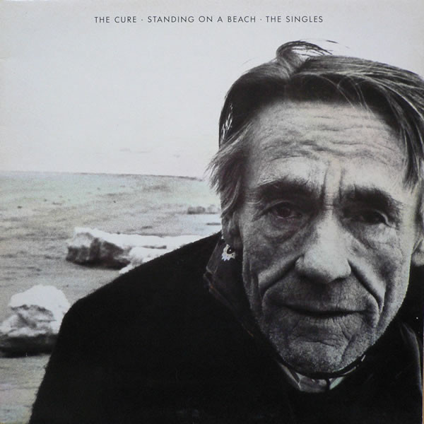 THE CURE THE CURE - STARING AT THE SEA - THE SINGLES the cure 4 13 dream
