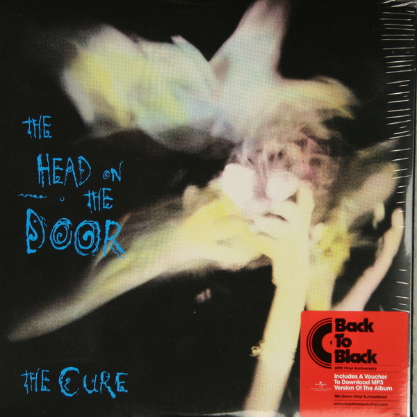 The Cure The Cure - The Head On The Door (180 Gr) the cure 4 13 dream
