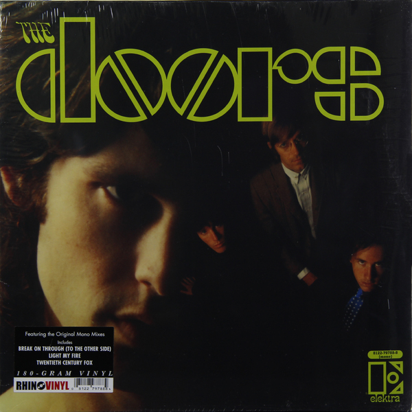 The Doors The Doors - The Doors (180 Gr, Mono) guano apes guano apes proud like a god 180 gr colour