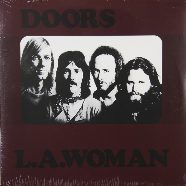 THE DOORS THE DOORS - L.A. WOMAN (180 GR) the doors the doors morrison hotel 180 gr