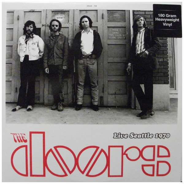 The Doors The Doors - Live At Seattle Center Coliseum-june 5, 1970 (2 LP) cd диск the doors when you re strange a film about the doors songs from the motion picture 1 cd