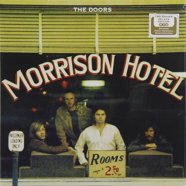 The Doors The Doors - Morrison Hotel (stereo) cd диск the doors when you re strange a film about the doors songs from the motion picture 1 cd