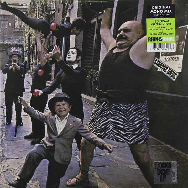 The Doors The Doors - Strange Days (mono) beadia 100pcs lot gumball diy 8 bsd103 ps bsd103