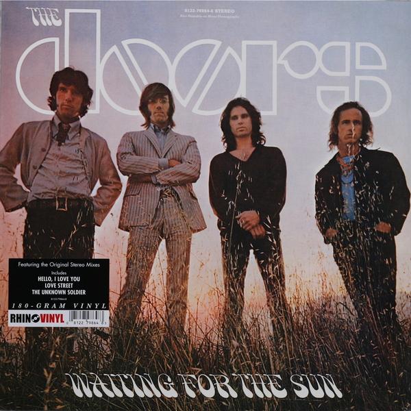 The Doors The Doors - Waiting For The Sun (180 Gr) виниловая пластинка the doors waiting for the sun