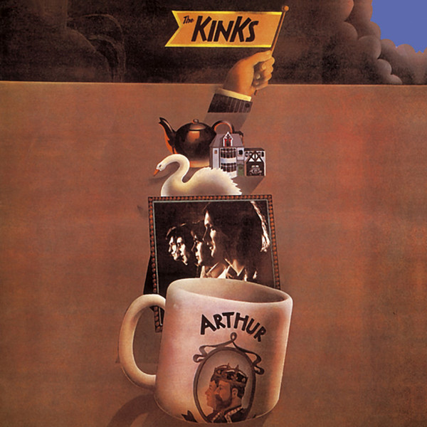 The Kinks The Kinks - Arthur (2 LP) diy assembly puzzle metal intelligent control robot children educational toys
