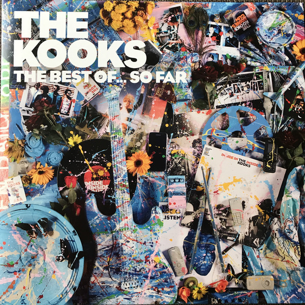The Kooks The Kooks - Best Of...so Far (2 LP) nightwish nightwish over the hills and far away special celebration edition 2 lp