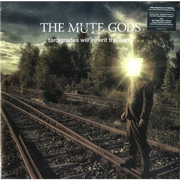 The Mute Gods The Mute Gods - Tardigrades Will Inherit The Earth (2 Lp+cd) partners lp cd