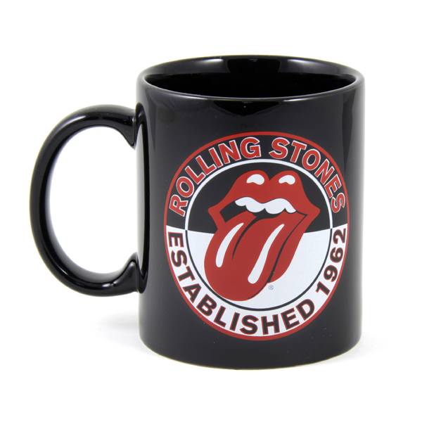 Кружка The Rolling Stones - Established 1962