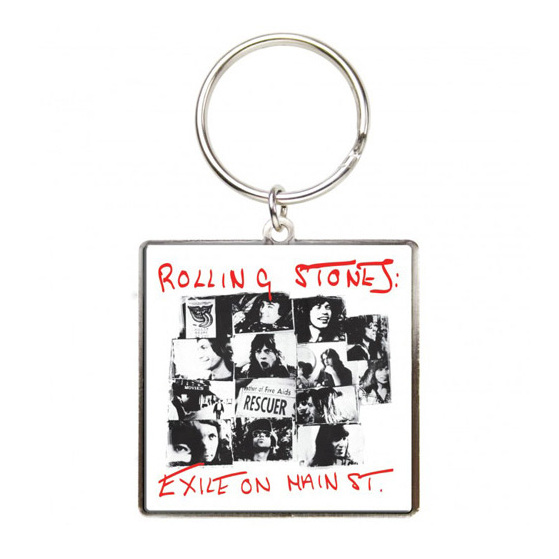 Брелок The Rolling Stones - Main Street от Audiomania