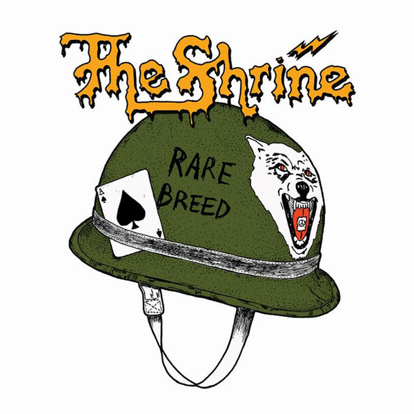 THE SHRINE THE SHRINE - RARE BREED (LP + CD)Виниловая пластинка<br><br>