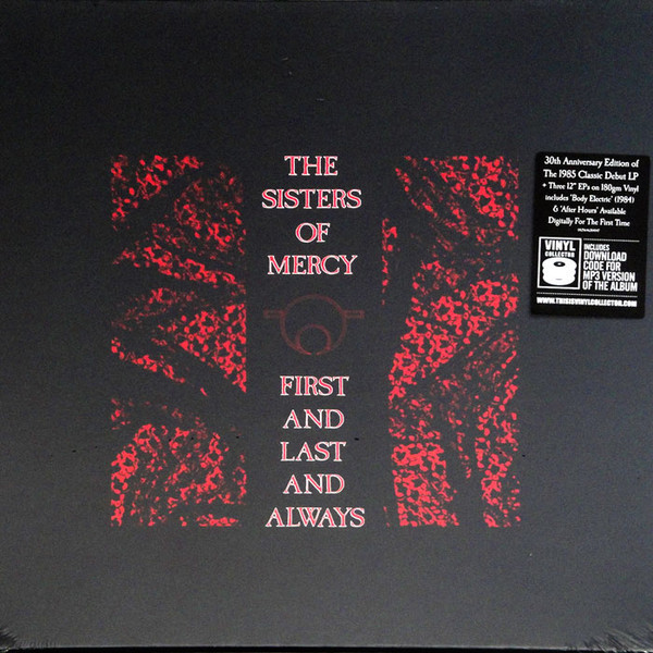 THE SISTERS OF MERCY THE SISTERS OF MERCY - FIRST AND LAST AND ALWAYS (4 LP)Виниловая пластинка<br><br>